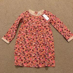 NWT GYMBOREE Floral dress. Size 3t